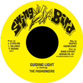 Fashioneers - Guiding Light / Version (Swing Bird / DKR) US 7""